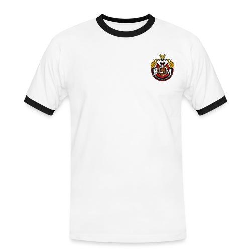 lobasket v4 png - T-shirt contrasté Homme