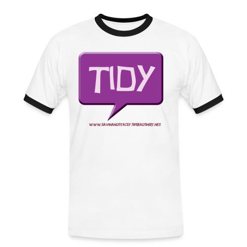 tidy - Men's Ringer Shirt