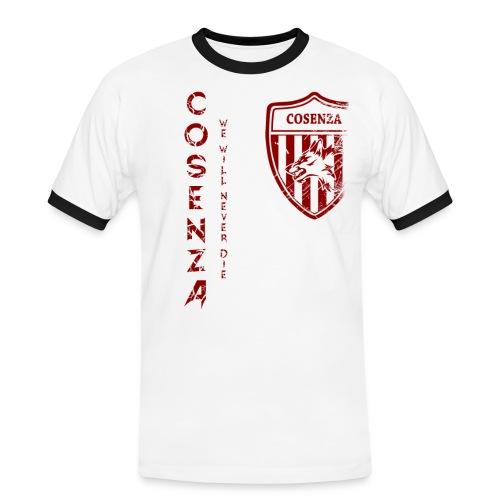 Maglia Cosenza 1 - Maglietta Contrast da uomo