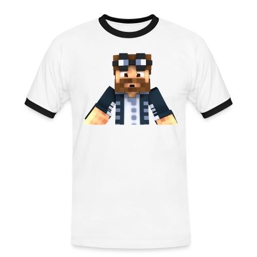TitanHammer Soprendido - Camiseta contraste hombre