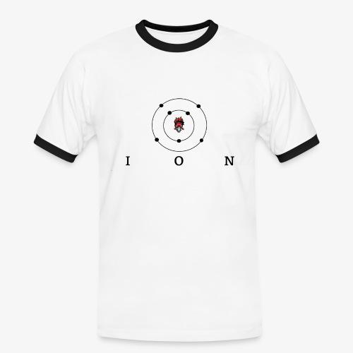 logo ION - T-shirt contrasté Homme