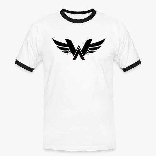 T-Shirt Logo Wellium - T-shirt contrasté Homme