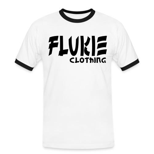 Flukie Clothing Japan Sharp Style - Men's Ringer Shirt