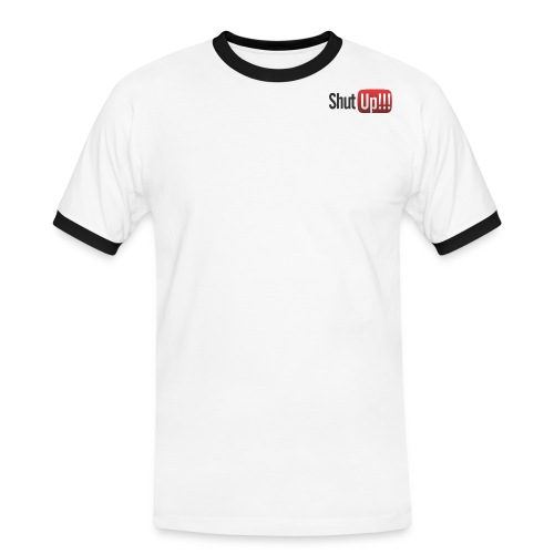 Shut Up M8 - Maglietta Contrast da uomo