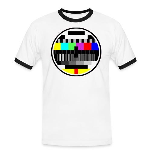 Monoscopio - Maglietta Contrast da uomo
