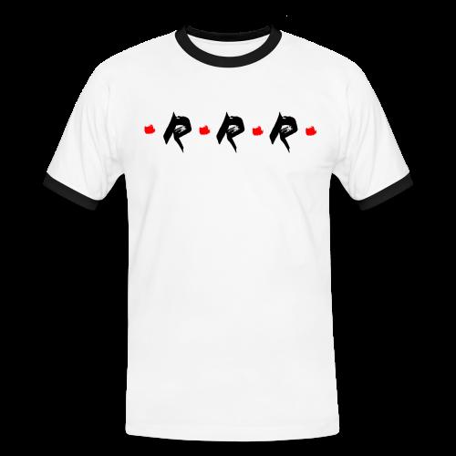 RRR - Männer Kontrast-T-Shirt