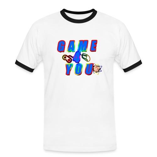 Game4You - Men's Ringer Shirt