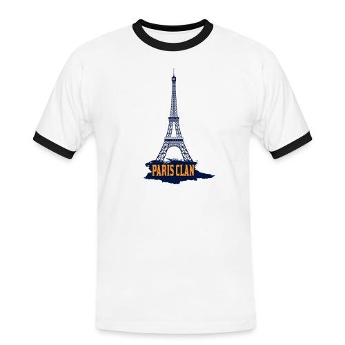 Paris Eiffel - Men's Ringer Shirt