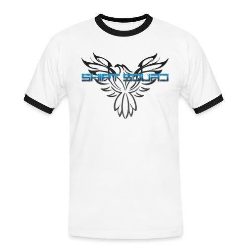 Shirt Squad Logo - Men's Ringer Shirt