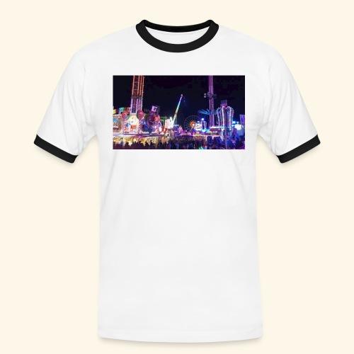 Hollidays - T-shirt contrasté Homme