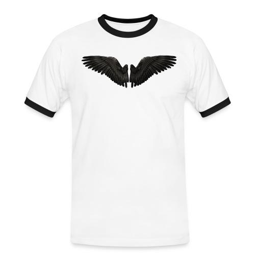 Borderline - T-shirt contrasté Homme