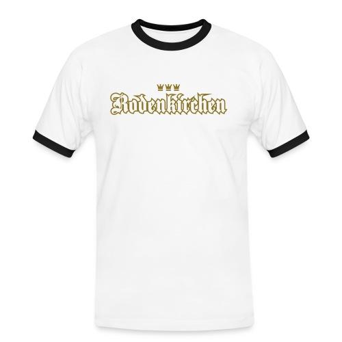 Rodenkirchen (kölsch Veedel) - Männer Kontrast-T-Shirt