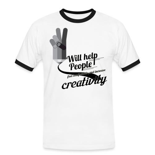 crati - Men's Ringer Shirt