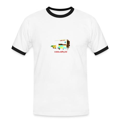 maerch print ambulance - Men's Ringer Shirt