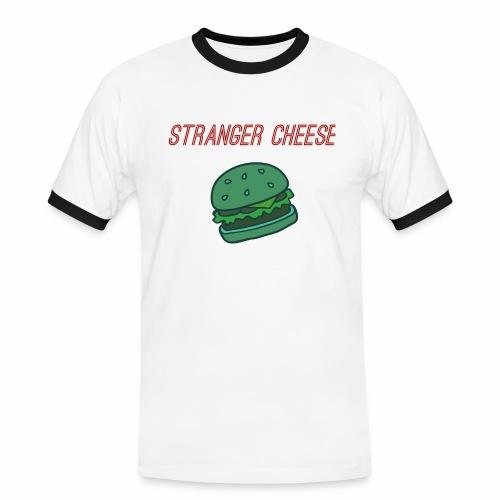 Stranger Cheese - T-shirt contrasté Homme