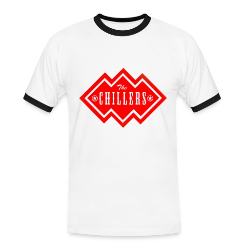 The Chillers red - T-shirt contrasté Homme