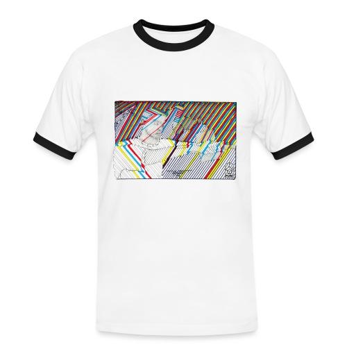 TWIST - Men's Ringer Shirt