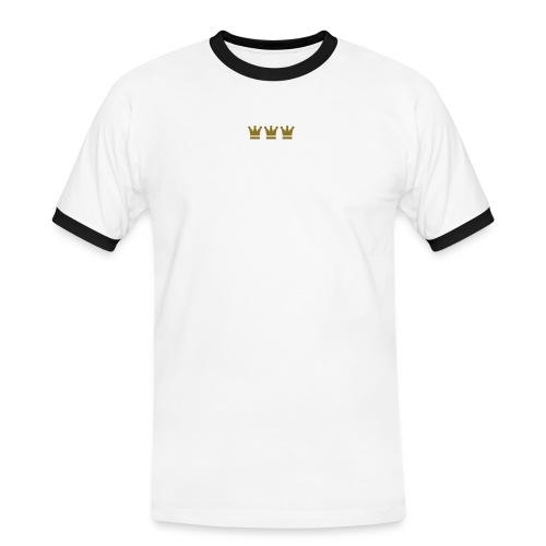 Stinkstivvel (Köln/Kölsch/Karneval) - Männer Kontrast-T-Shirt