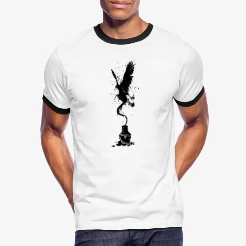 urban style - T-shirt contrasté Homme