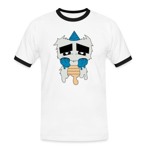 Monster - Männer Kontrast-T-Shirt