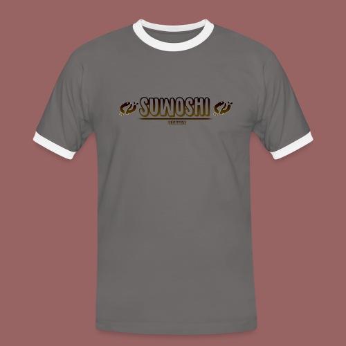 Suwoshi Streetwear - Mannen contrastshirt