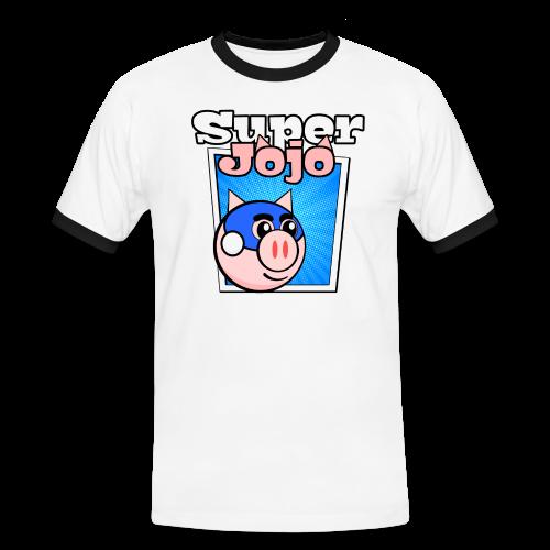 Super Jojo Game Icon - Men's Ringer Shirt