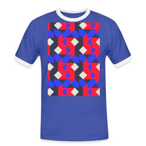 Abstact T-Shirt #1 - Men's Ringer Shirt