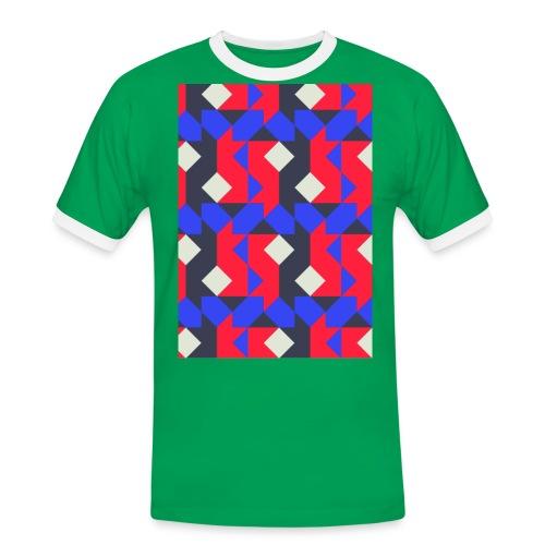 Abstact T-Shirt #1 - Men's Ringer Shirt