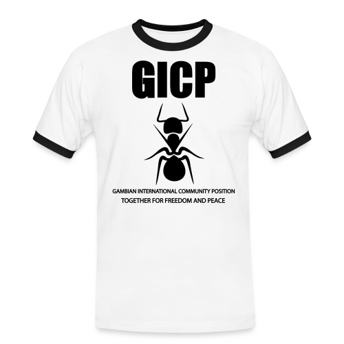 GICP - Men's Ringer Shirt