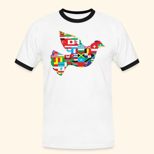 countrys t-shirt - Camiseta contraste hombre