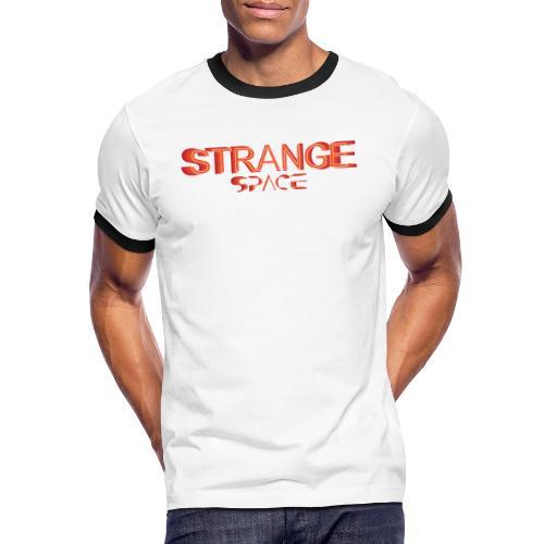 STRANGE SPACE H/F - T-shirt contrasté Homme