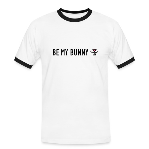 Be My Bunny - Men's Ringer Shirt