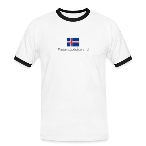 Iceland - Men's Ringer Shirt