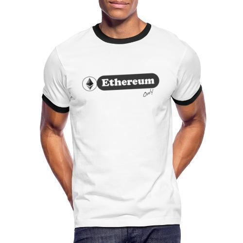 ETH Only - T-shirt contrasté Homme