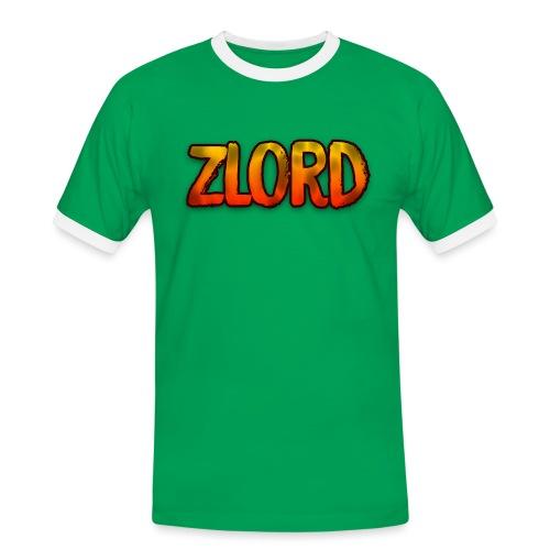 YouTuber: zLord - Maglietta Contrast da uomo
