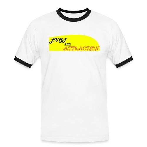 lust ans attraction - Men's Ringer Shirt