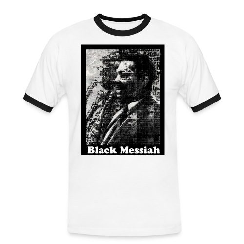 Cannonball Adderley Black Messiah - Men's Ringer Shirt