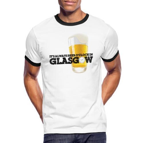 Beer O Clock - Men's Ringer Shirt