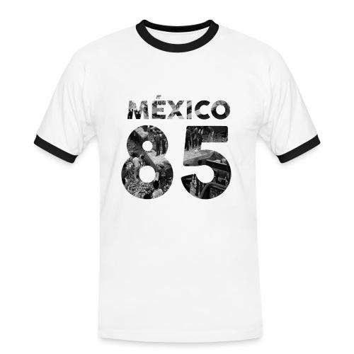 Mexico 1985 - Camiseta contraste hombre