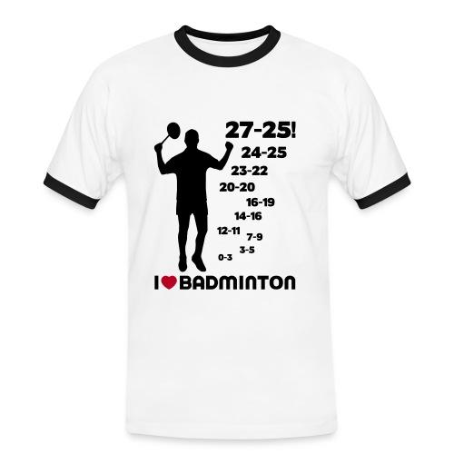 27 25 - T-shirt contrasté Homme