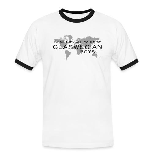 Glaswegian Boys - Men's Ringer Shirt
