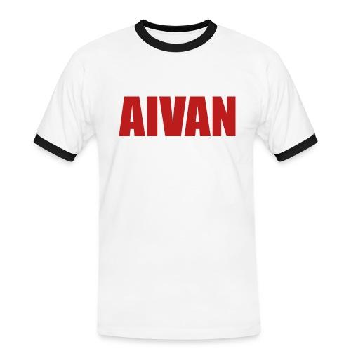 Aivan (Aivan) - Miesten kontrastipaita