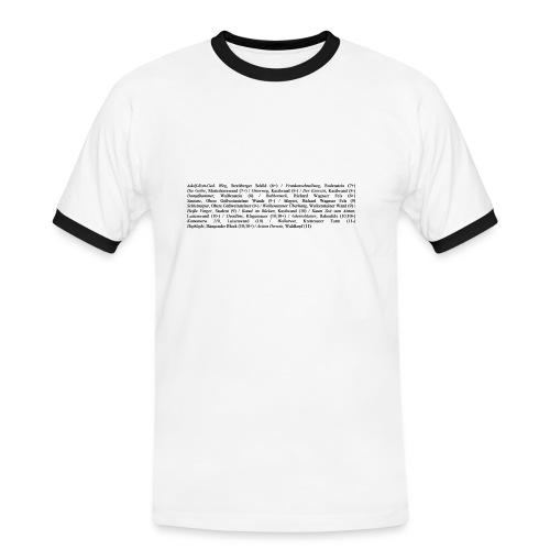 bild2 - Männer Kontrast-T-Shirt