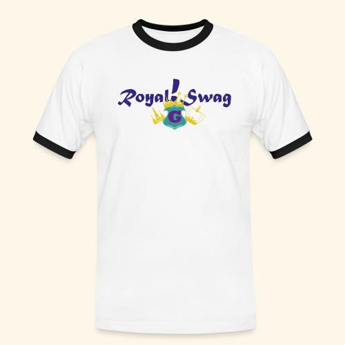Royal!Swag - Männer Kontrast-T-Shirt
