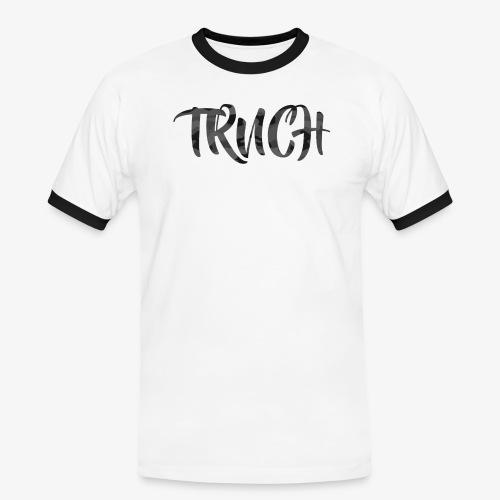 CamoBlack png - Men's Ringer Shirt