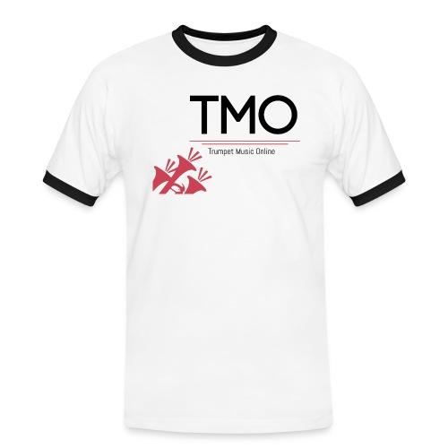 TMO Logo - Men's Ringer Shirt