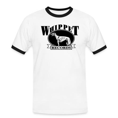 whippet logo - Men's Ringer Shirt