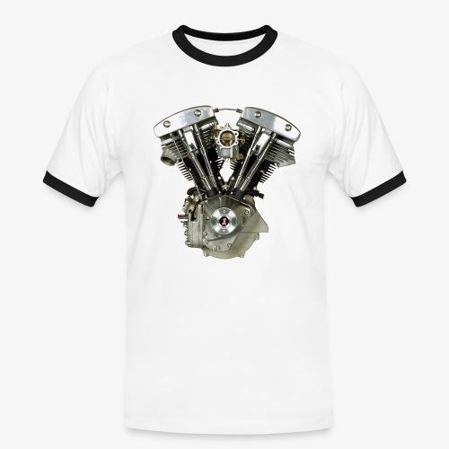 Shovelhead - T-shirt contrasté Homme