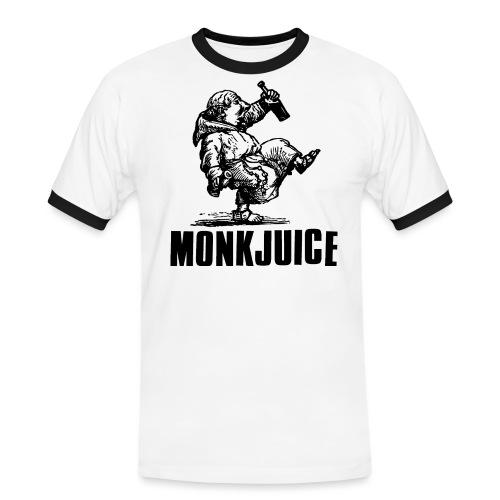 MonkJuice - Men's Ringer Shirt