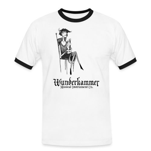 Ada Logo - Men's Ringer Shirt